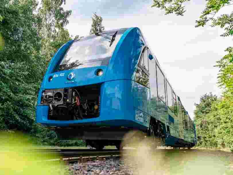 En Allemagne l'après-diesel est sur les rails — et c'est grâce à Alstom
