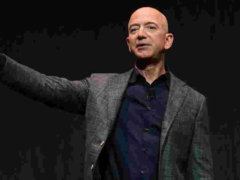 Jeff Bezos va donner environ 7,7% de sa fortune pour lutter contre le changement climatique