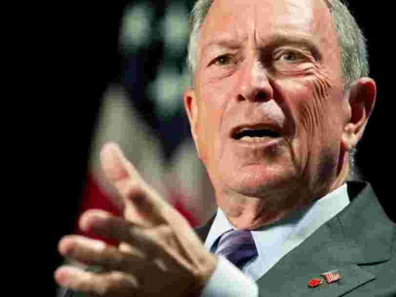 Michael Bloomberg a déjà dépensé plus d'argent en publicités politiques que Barack Obama durant toute sa campagne de 2012