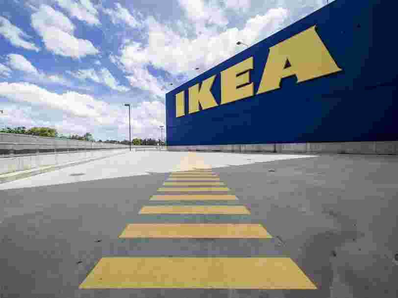 Ikea va ouvrir un nouveau concept de magasin dans le centre-ville de Nice