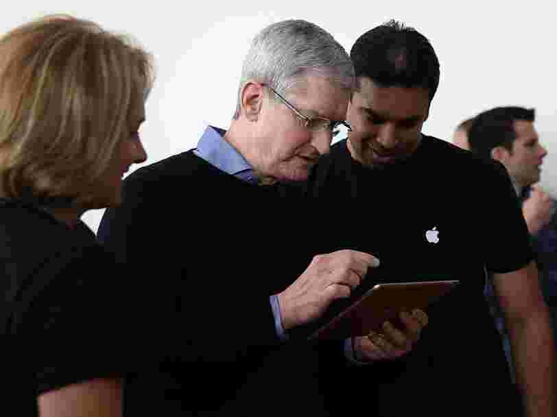 Apple pourrait retarder la sortie d'un nouvel iPad Pro à cause du coronavirus