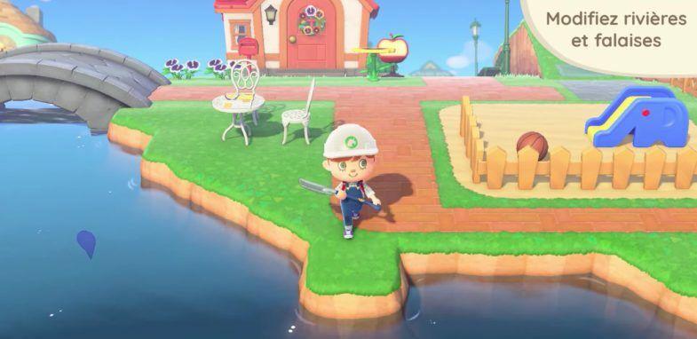 Nintendo Donne De Nouveaux Details Sur Animal Crossing New Horizons