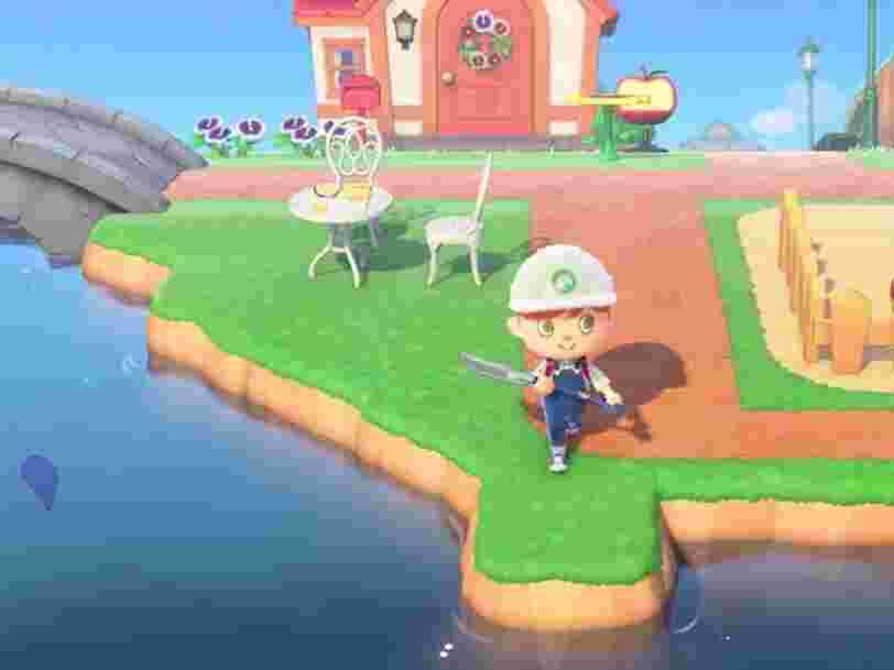 Nintendo donne de nouveaux détails sur 'Animal Crossing: New Horizons'