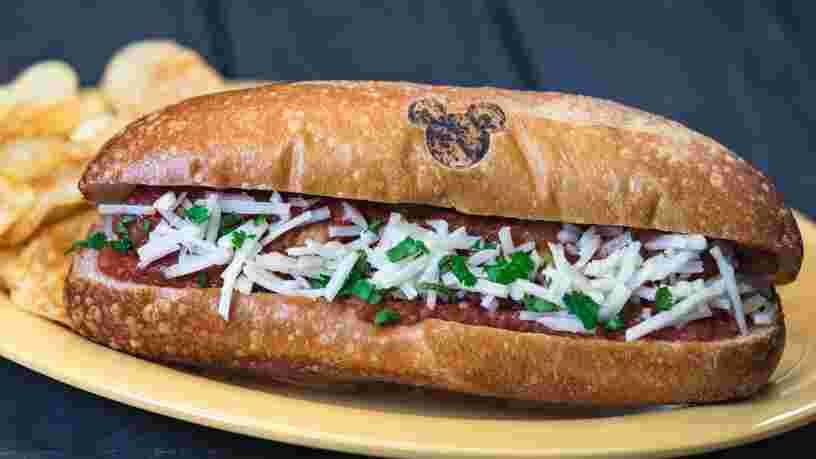 Disney s'allie à Impossible Foods pour proposer des burgers sans viande dans ses parcs