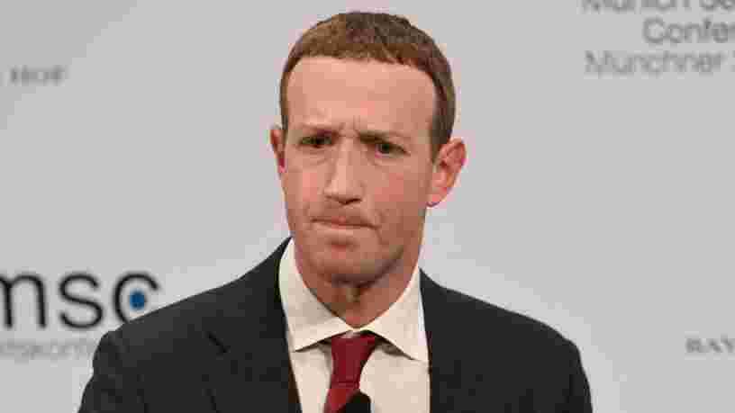 Facebook interdit les publicités qui promettent de vous guérir du coronavirus