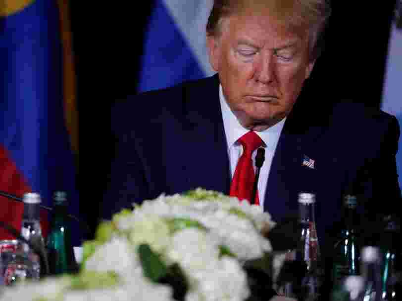 Le résumé de la conversation confirme que Donald Trump a demandé au président ukrainien d'enquêter sur Joe Biden