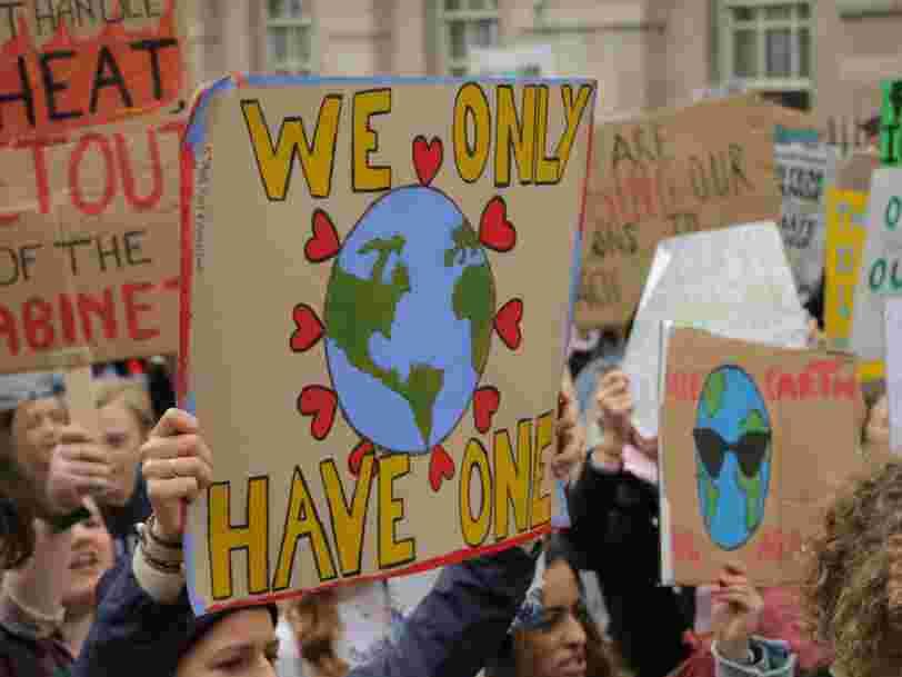 Ben & Jerry's, Levi's... Ces entreprises qui vont fermer le jour de la grève pour le climat