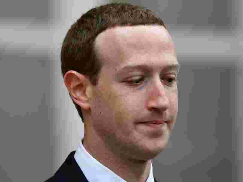Facebook a laissé 419 millions de numéros de téléphone en accès libre sur un serveur non sécurisé