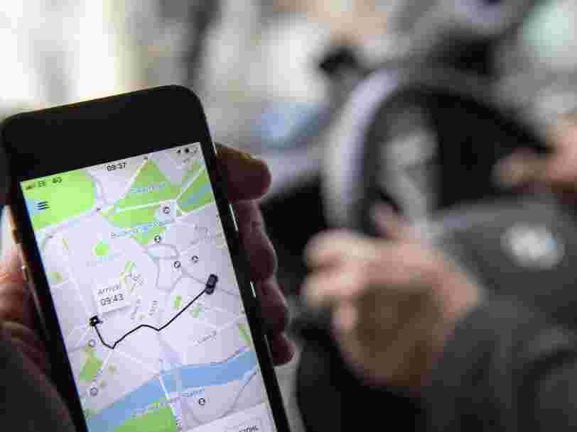 Uber a désormais deux nouveaux moyens de savoir si vous êtes en sécurité à bord de ses voitures