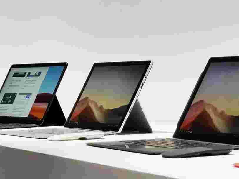 Smartphone pliable, écouteurs Buds... Voici tous les produits Surface annoncés par Microsoft et leur date de sortie en France