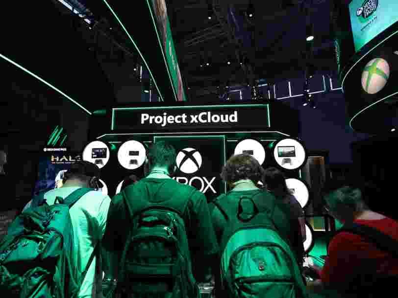 Le service de cloud gaming xCloud de Microsoft pourrait arriver en France en 2020