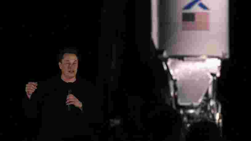 Elon Musk dévoile un nouveau prototype de fusée pour aller sur Mars... et les 6 choses à savoir dans la tech