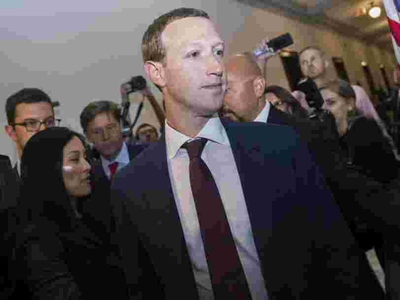 Plusieurs partenaires du Libra lâchent Facebook... et les 6 autres choses à savoir dans la tech