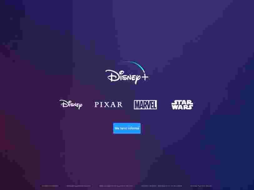 Voici comment s'abonner à Disney+ depuis la France
