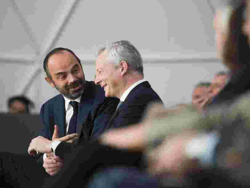 Taxe GAFA : les entreprises devraient payer 459 M€ en 2020 selon le gouvernement