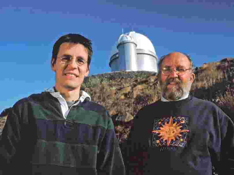 Les Nobel de physique 2019 ont découvert la première exoplanète et ont aidé à mieux comprendre l'Univers