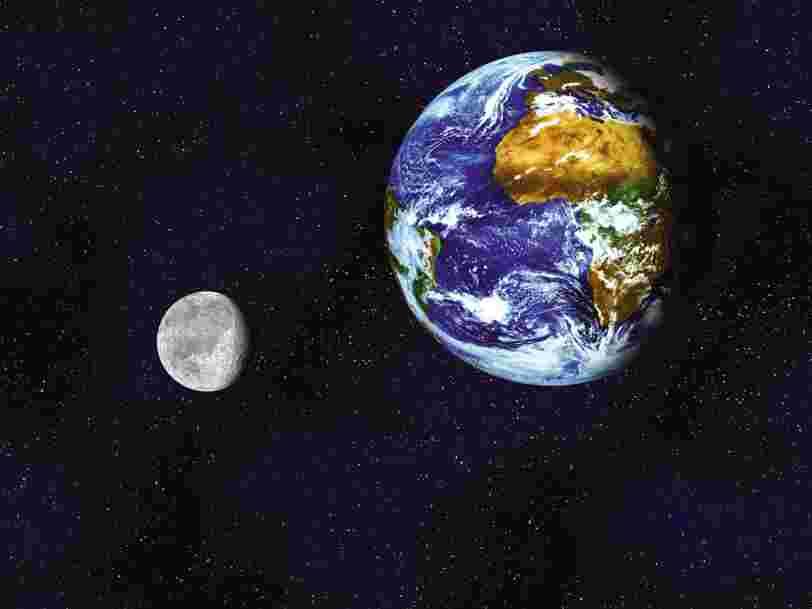 La Terre possède temporairement une seconde lune