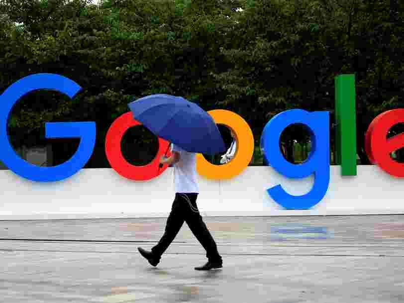 Google fait l'objet d'une enquête antitrust aux Etats-Unis... et les 6 autres choses à savoir dans la tech ce matin