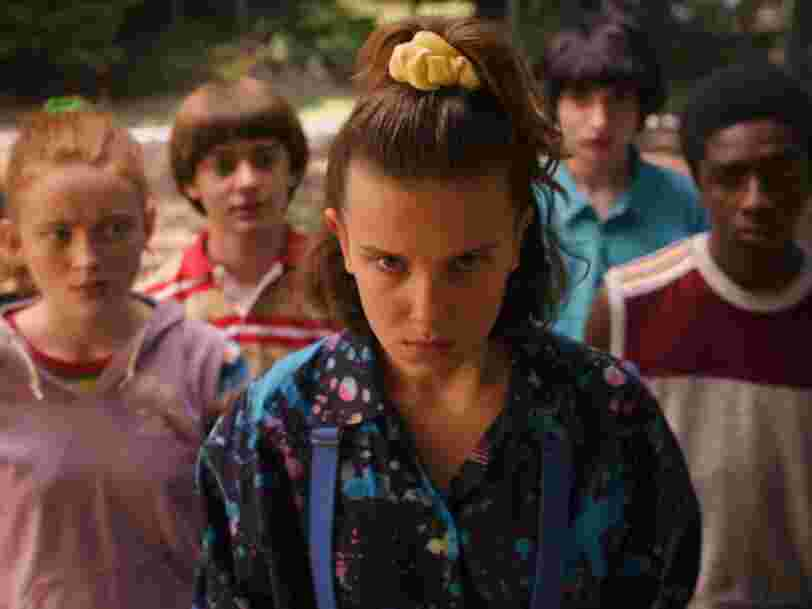 Netflix aurait signé un méga-accord avec les créateurs de 'Stranger Things'... et les 6 choses à savoir dans la tech