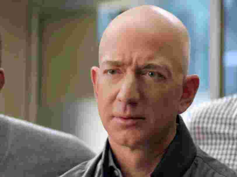 Amazon rejoint Apple dans le club des entreprises aux 1000 Mds$ de capitalisation boursière