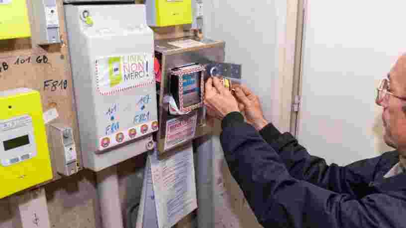 Compteurs Linky : la Cnil accuse Engie et EDF d'en savoir parfois trop sur votre vie privée