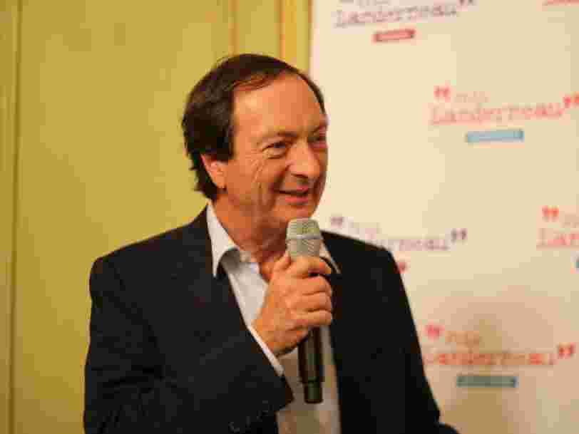 Michel-Édouard Leclerc en tête du classement LinkedIn des influenceurs français de 2019