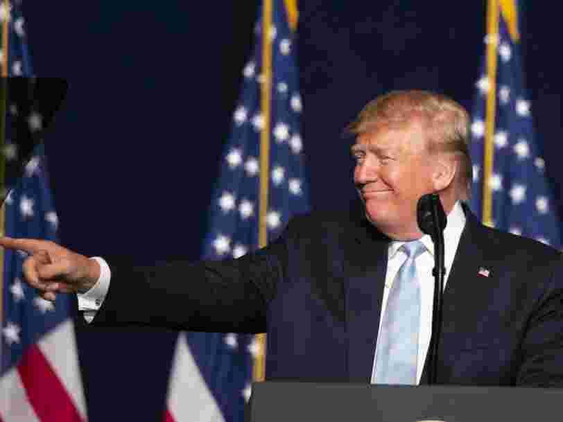 Un responsable de Facebook reconnaît que le réseau social a joué un rôle dans l'élection de Donald Trump