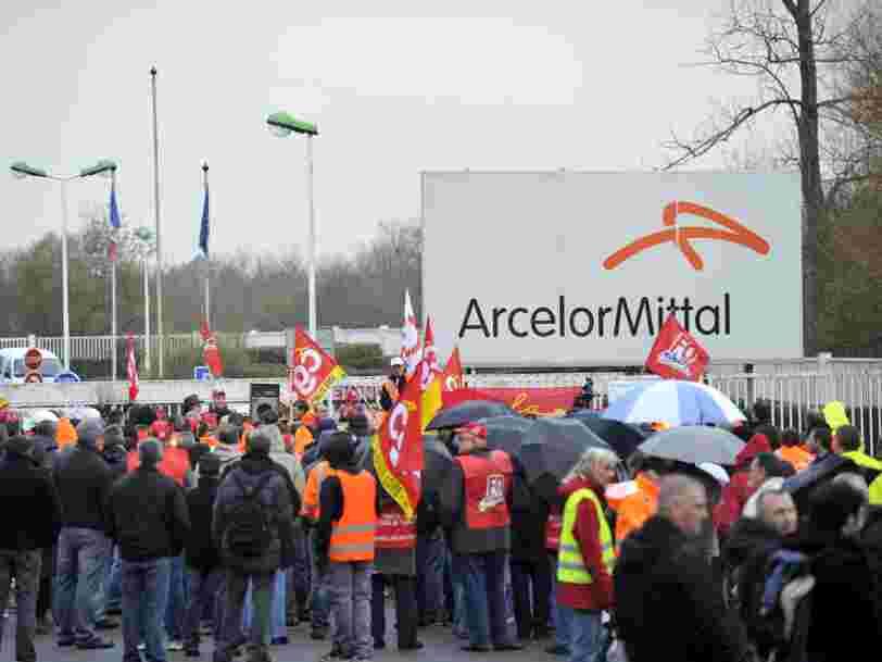 ArcelorMittal pourrait fermer une usine très polluante qui emploie 250 personnes en Moselle