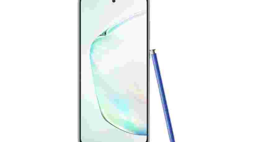 Samsung annonce des versions moins chères de ses Galaxy S10 et Note 10 — une façon de s'adapter au marché des smartphones