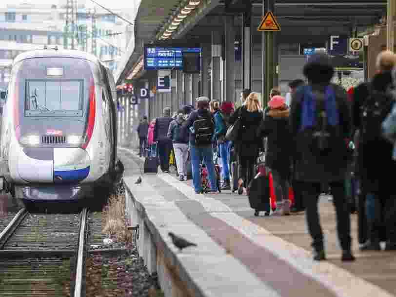 La SNCF épinglée pour ses prix excessifs par l'association 60 Millions de consommateurs