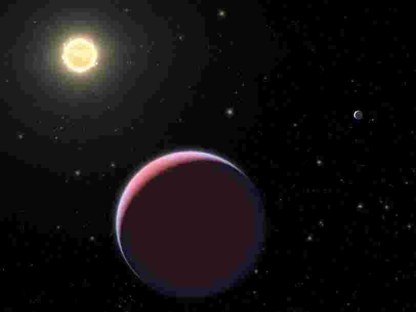 La NASA découvre un nouveau type de planète : les 'super-puff' ou 'super gonflées'