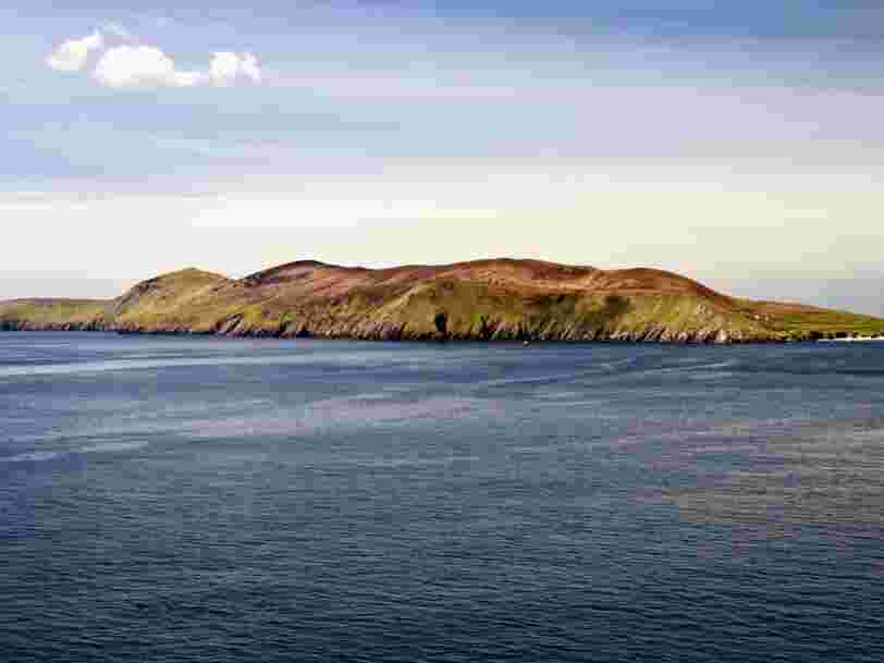 Une île irlandaise (presque) déserte cherche deux personnes pour y vivre tous frais payés et accueillir les visiteurs