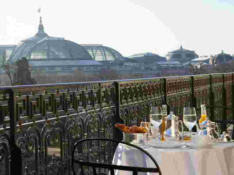 Voici les 10 meilleurs hôtels de luxe inaugurés dans les années 2010