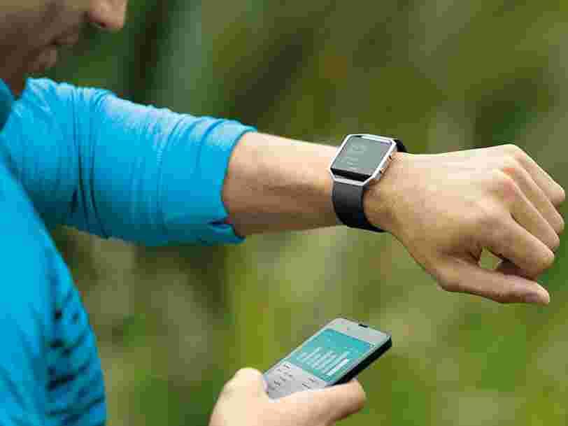 Apple, Samsung et Fitbit vont travailler sur la santé du futur avec les autorités américaines