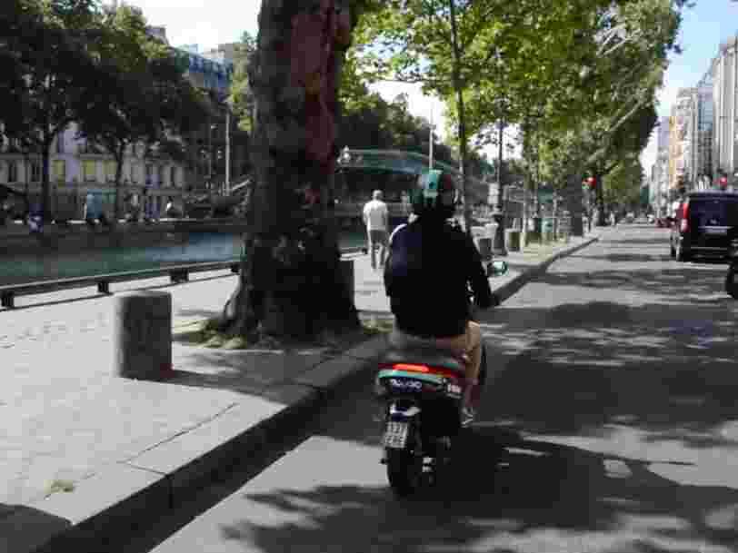Je me déplace régulièrement dans Paris avec des véhicules en libre-service — et j'ai compris pourquoi cette ville est un excellent terrain de jeu pour des startups du transport
