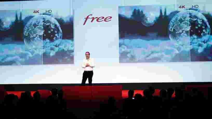 Free s'apprête à lancer sa nouvelle Freebox V8