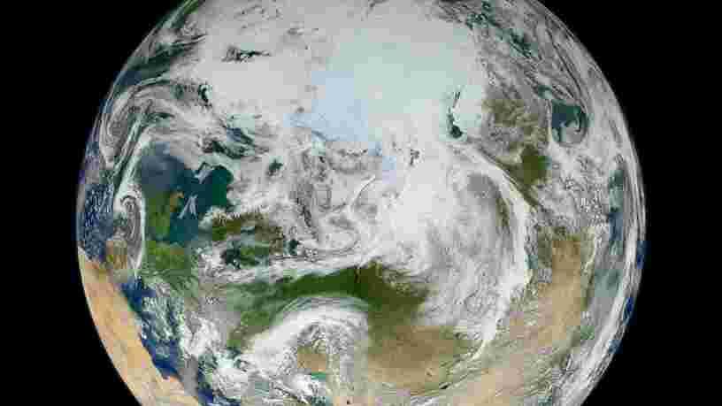 Cette animation d'un planétologue montre ce qui se passerait sans années bissextiles