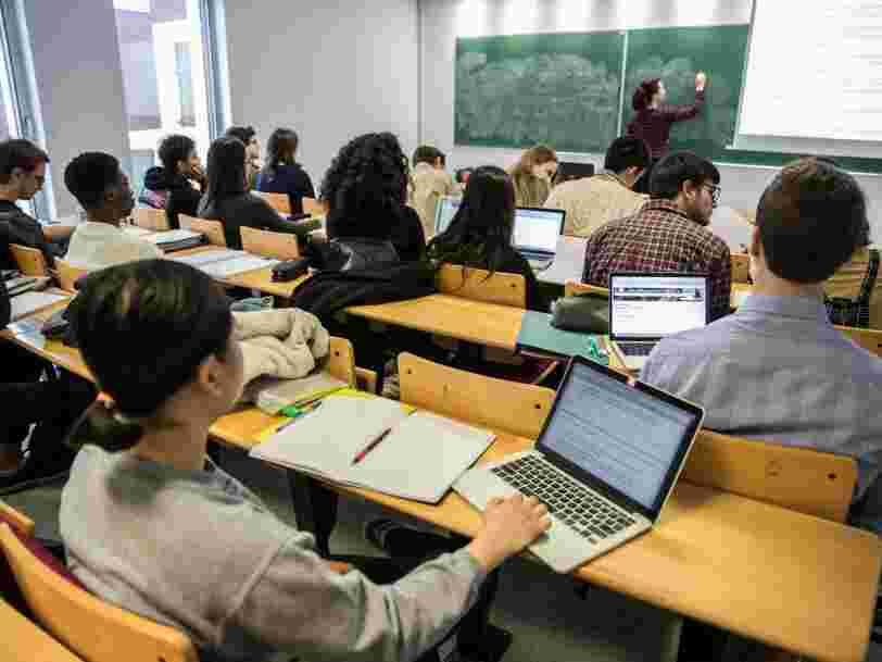 'Bastion viriliste', 'institutionnalisation du sexisme'... Les grandes écoles épinglées par le Haut conseil à l'égalité