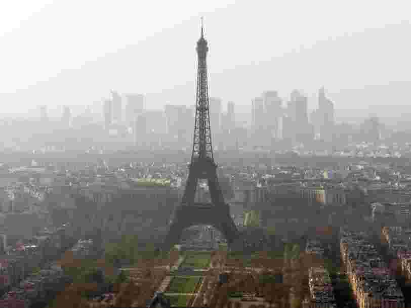Voici les 7 pays européens où l'air est le moins pur