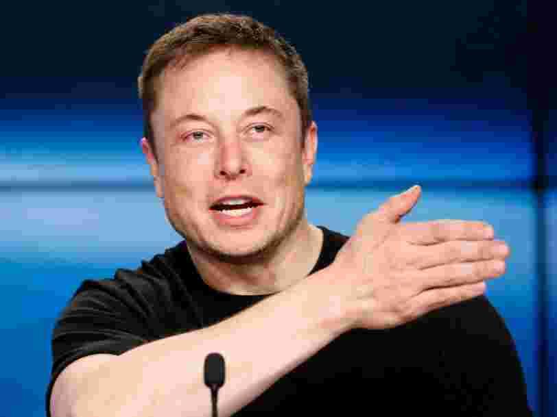 Elon Musk soutient le patron de Twitter, Jack Dorsey, face au fonds qui tente de l'évincer