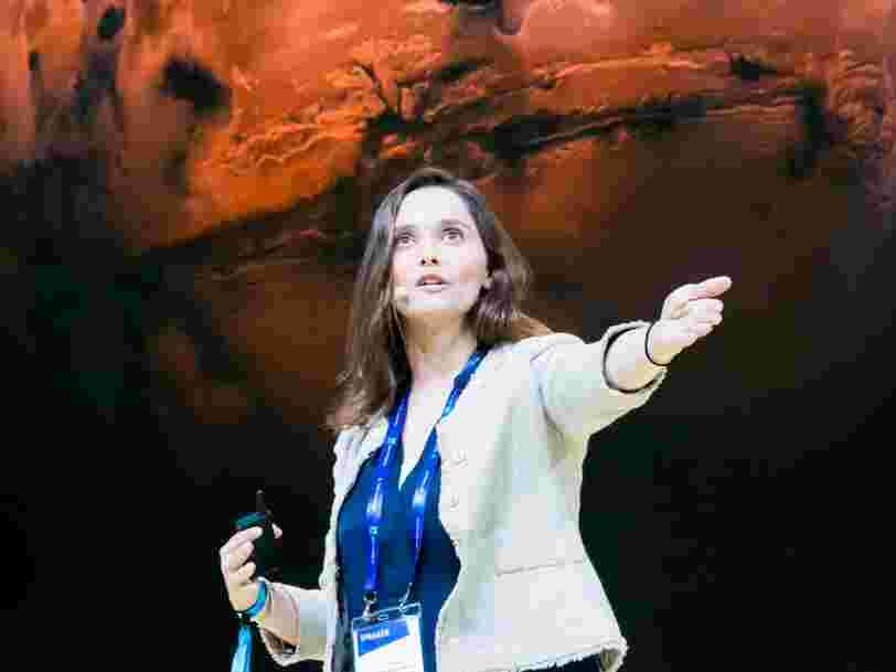 'Elon Musk pousse tous les autres à aller de l'avant': On a parlé à une chercheuse de la Nasa qui prépare les futures missions sur Mars