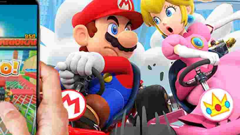Nintendo annonce le lancement officiel du mode multijoueur sur 'Mario Kart Tour'