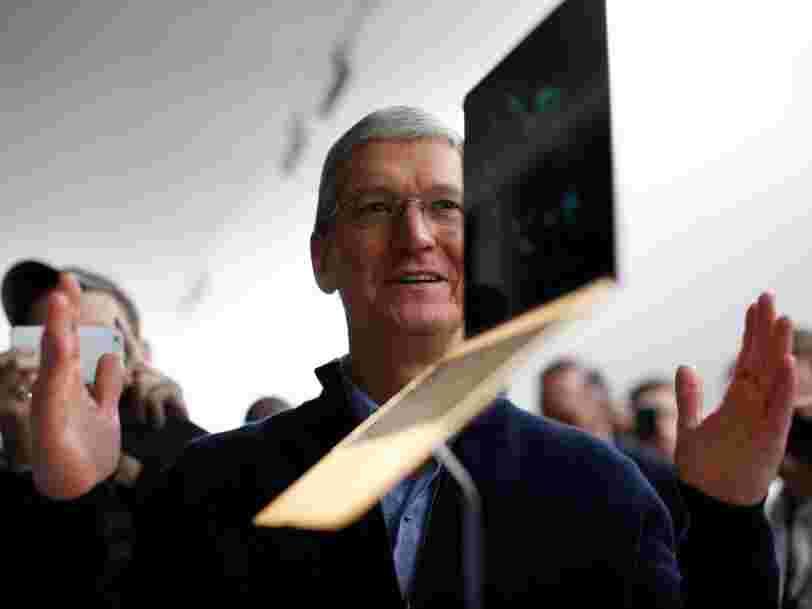 Apple devrait sortir dès cette année un nouveau Mac Mini et un MacBook Air modifié