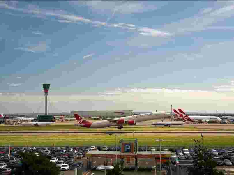 Voici les 20 aéroports les plus fréquentés au monde