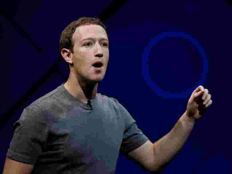 Facebook met fin à l'utilisation de données de sociétés tierces, qui aident les annonceurs à cibler des membres sur le réseau social