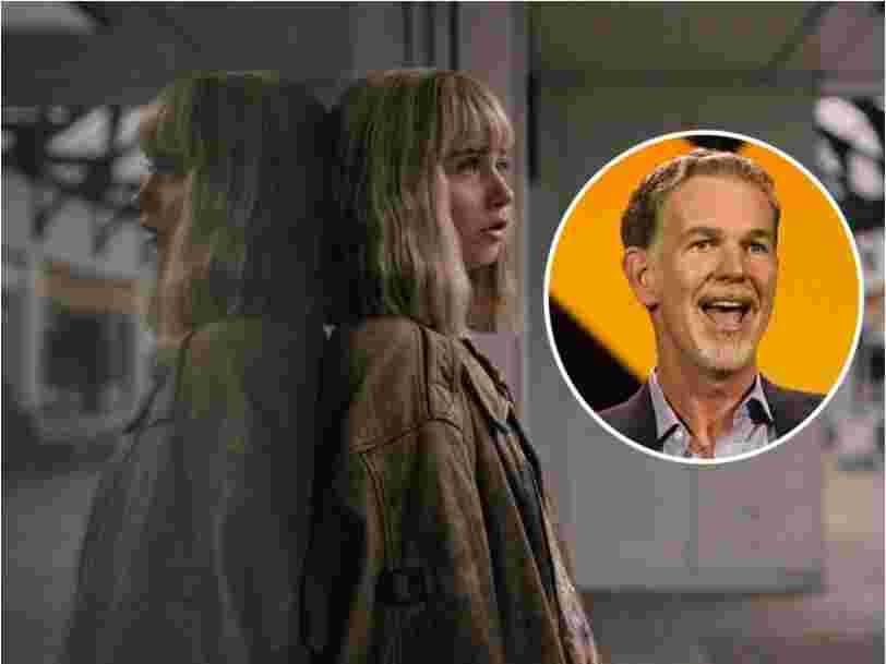 Le patron de Netflix Reed Hastings nous a parlé de sa dernière série Netflix préférée
