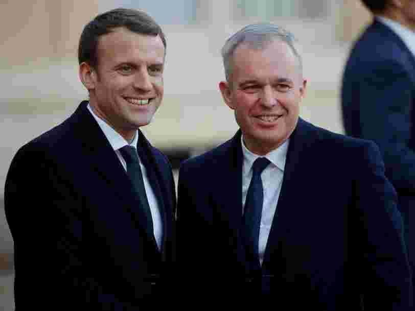 2 ministres viennent d'être remplacés — voici la liste complète du nouveau gouvernement d'Edouard Philippe