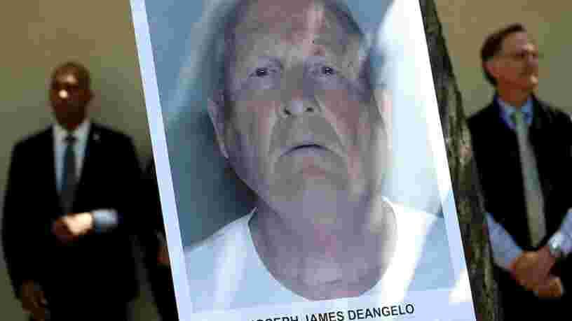 Le présumé 'Tueur du Golden State' a fini par être arrêté parce que l'ADN de ses proches figurait sur un site de généalogie