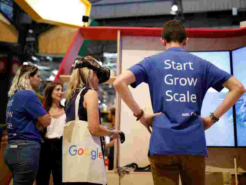 Google échappe à un redressement fiscal de 1Md€ en France