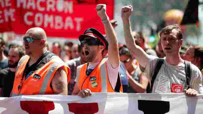 La grève du printemps aura finalement coûté 790 M€ à la SNCF — c'est 10% de plus que les estimations initiales de la direction